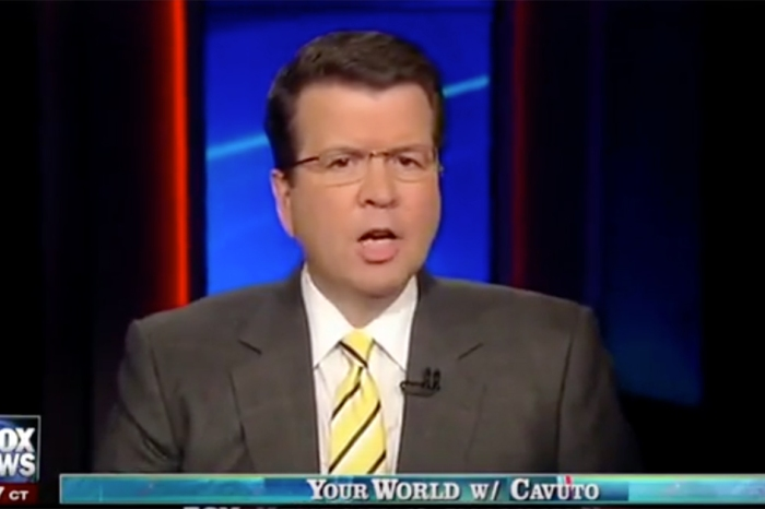 Fox News' Neil Cavuto calls out the media meanies who are always picking on President Trump