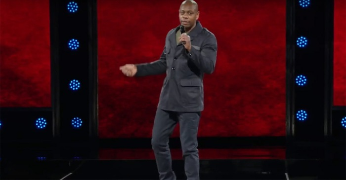 Kevin Hart responds after getting burned in Dave Chappelle's new Netflix special