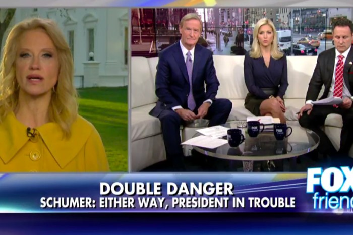 "Kellyanne Conway joined ""FOX & Friends"" this morning to preview President Trump's new executive order on immigration"