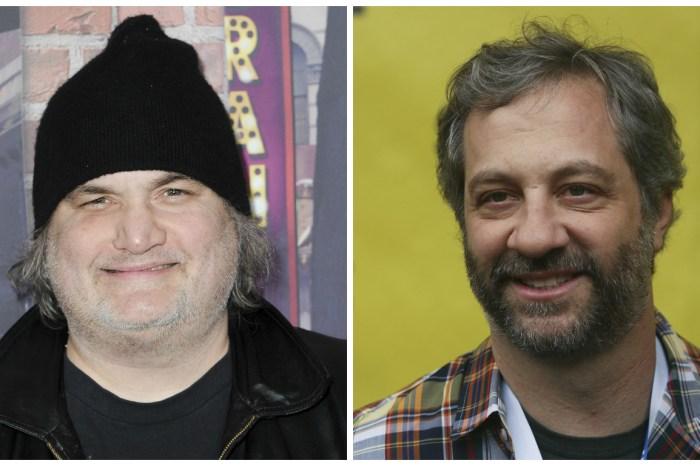 Judd Apatow weighs in on his friend Artie Lange's arrest