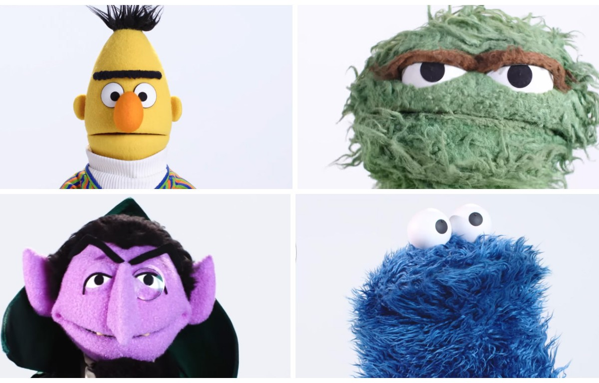 Sesame Street characters reading famous movie quotes is exactly what you need to see today