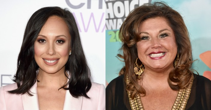 "This ""DWTS"" pro is taking a break from the ballroom to take over for ""Dance Moms"" star Abby Lee Miller"