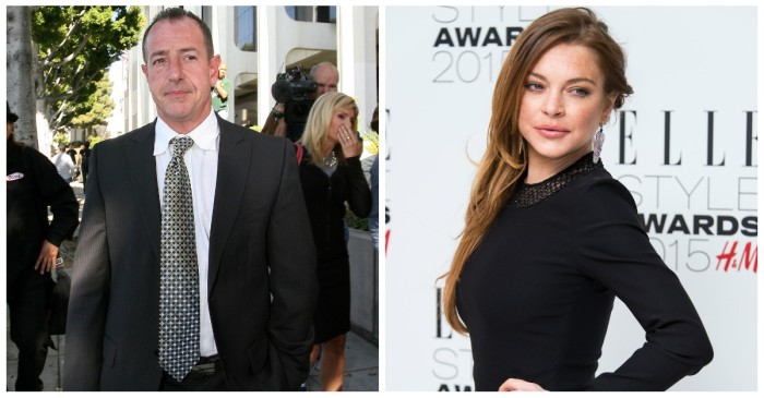 Lindsay Lohan's father Michael has weighed in on the rumor that his daughter is converting to Islam
