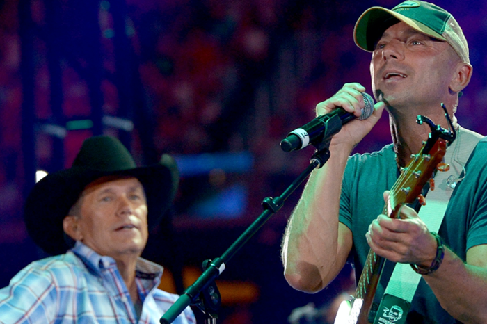 Kenny Chesney started making big money with this George Strait hit