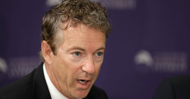 Rand Paul is right: It's far more important to to do healthcare properly than quickly