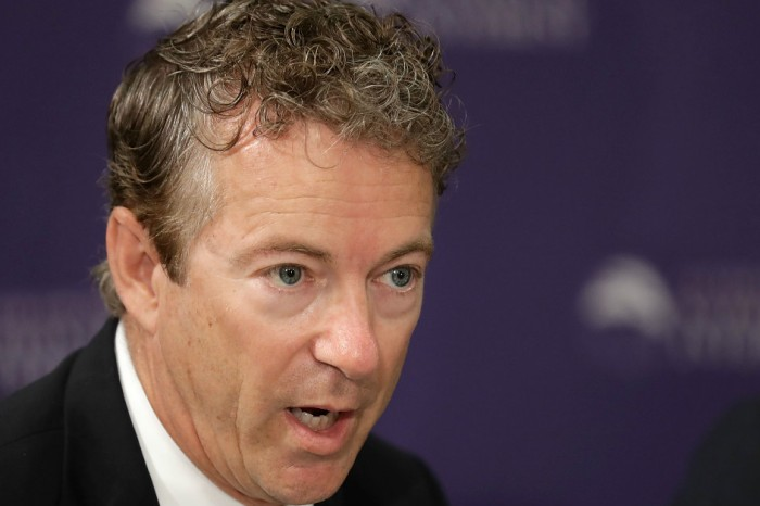 "Rand Paul accuses Republicans of sneaking around to push ""Obamacare-lite"" in secret"