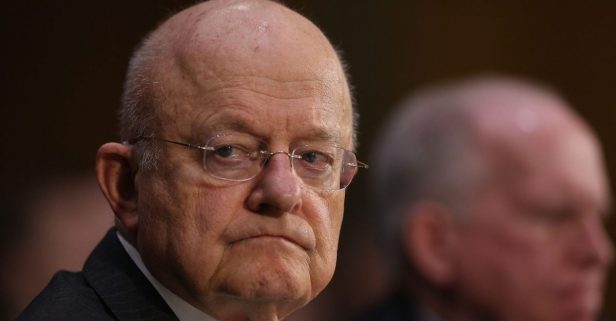 Exactly how many times does James Clapper get to say things that aren't true?