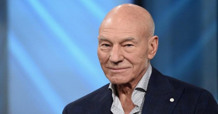 CBS Announces New 'Star Trek' Series with Patrick Stewart