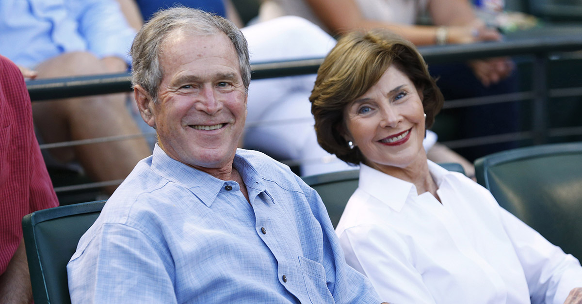 A majority of Democrats now have this surprising view of former President George W. Bush
