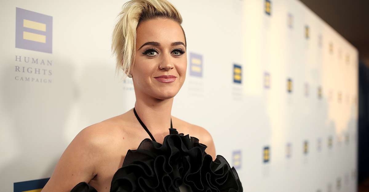 China has banned Katy Perry from the Victoria's Secret Fashion Show, and the reason is surprising