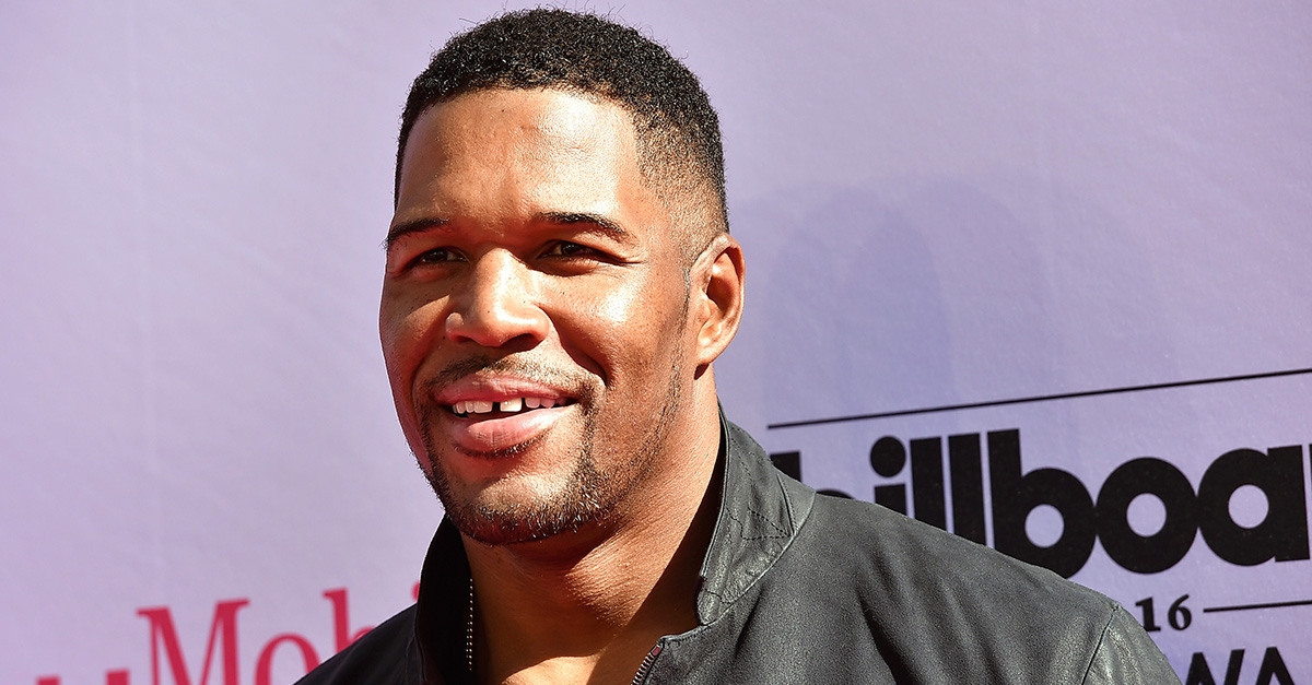 "Michael Strahan opens up about the injury that caused him to miss Tuesday's ""Good Morning America"""