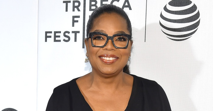 Oprah Winfrey drops another giant hint about her political aspirations