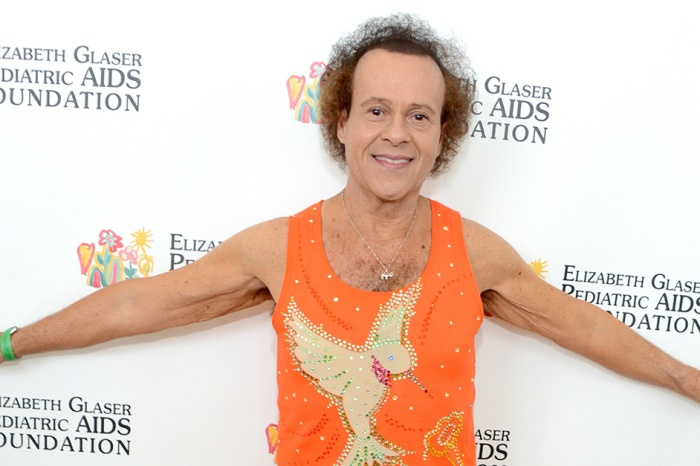 With all of the questions about Richard Simmons' whereabouts, his rep has come forward with some answers