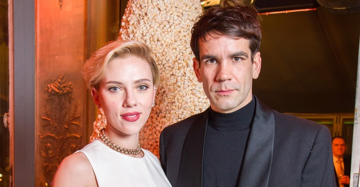 Scarlett Johansson makes a shocking announcement about her marriage to Romain Dauriac