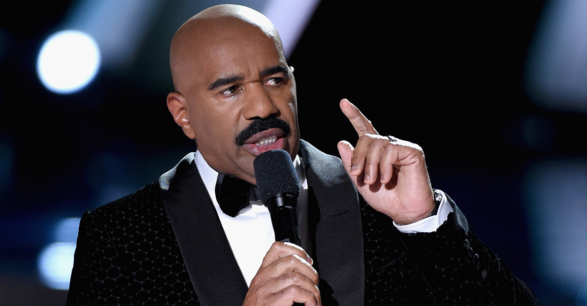 Steve Harvey explains what he learned after a stern memo to his staff was leaked to the press