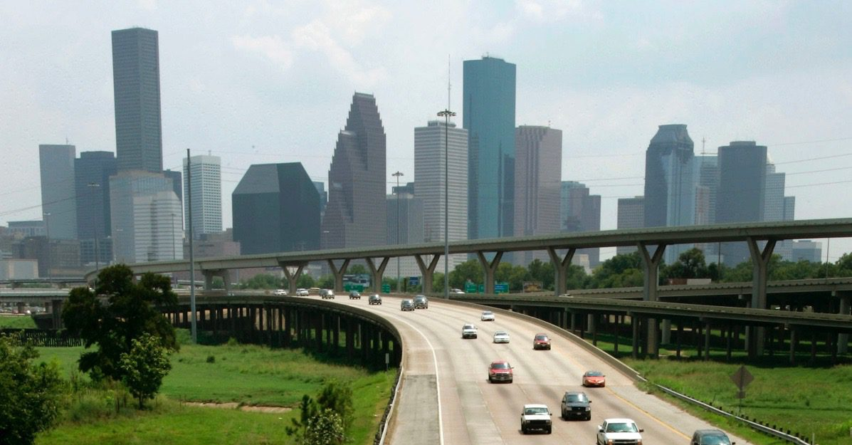 "Rice University professor's book ""Power Moves"" takes Houston on a trip through the history of its highways"