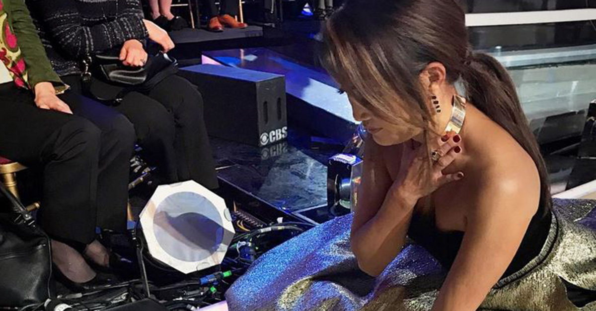 """Carrie Ann Inaba shares a beautiful tribute to the late Florence Henderson while on the """"DWTS"""" set"""