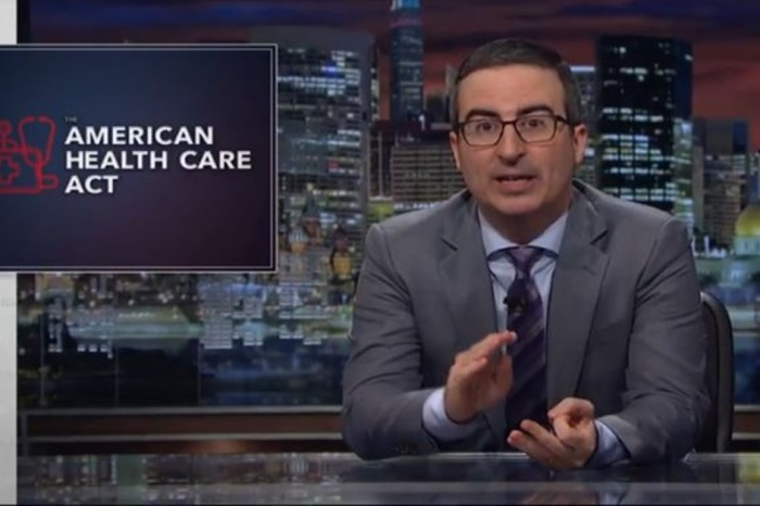 John Oliver takes Republicans' new health care bill to task as he runs ads to help make sure President Trump understands it