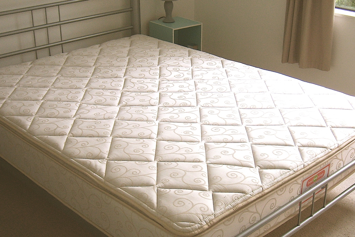 Your mattress is full of disgusting things — here's an easy way to clean it