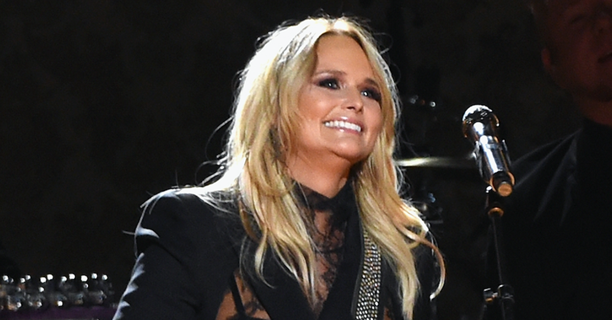 Miranda Lambert's grandmother steals the spotlight in this adorable singalong