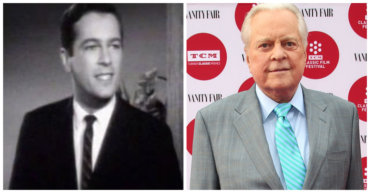 """Watch the late Robert Osborne acting in the first ever episode of """"The Beverly Hillbillies"""""""