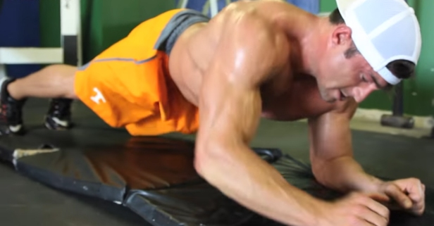 Here's how to get the best abs of your life in just 4 minutes a day
