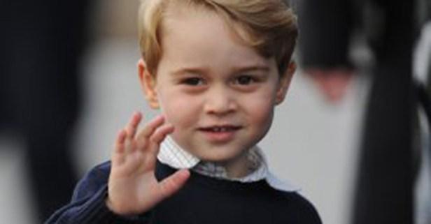 Prince George has got some serious fashion sense