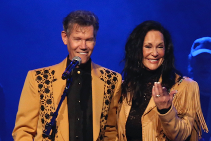 Randy Travis celebrates a major health victory as he recovers from his stroke