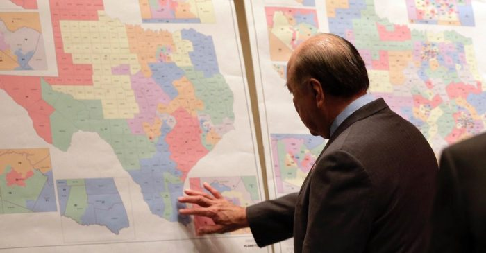 A federal panel of judges wants to solve Texas' gerrymandering once and for all, but historic influences shaping this problem run deep