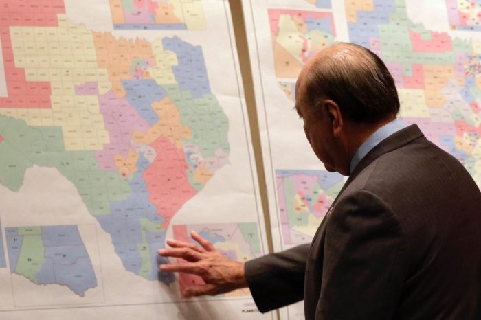 The Feds say Texas purposefully drew two congressional districts to discriminate against minorities – twice