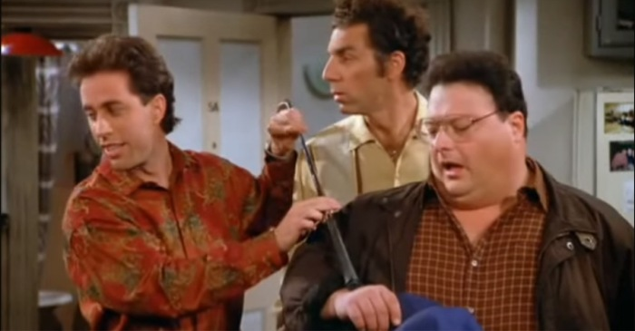 """The """"Magic Loogie"""" scene from """"Seinfeld"""" is a stone-cold classic"""