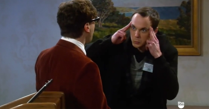 "Funny moments from ""The Big Bang Theory's"" Sheldon Cooper"