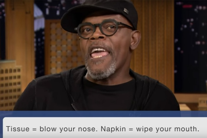 If you want your Facebook rants to sound more authoritative, have Samuel L. Jackson read them for you