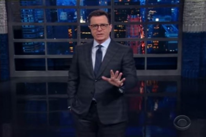 Stephen Colbert tears into Paul Ryan for his reaction to CBO report that millions will lose health coverage