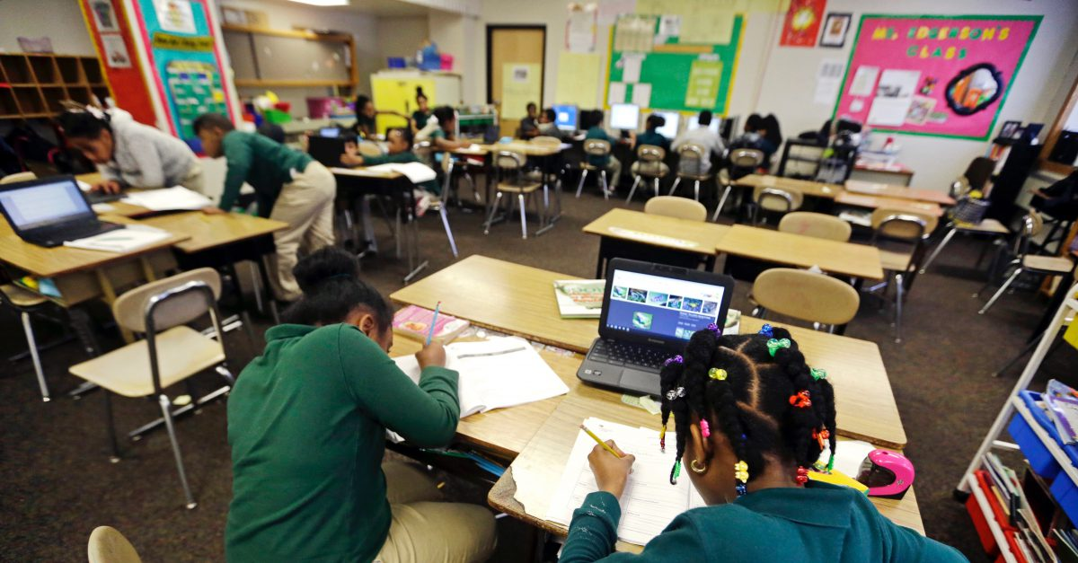 HISD is seeing more students repeating grades, and the trend could be costly