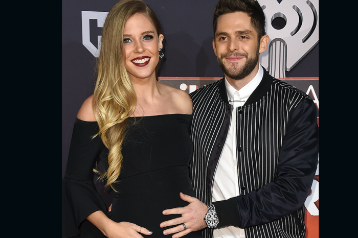 Thomas Rhett reveals the hard conversation he just had to have with wife Lauren