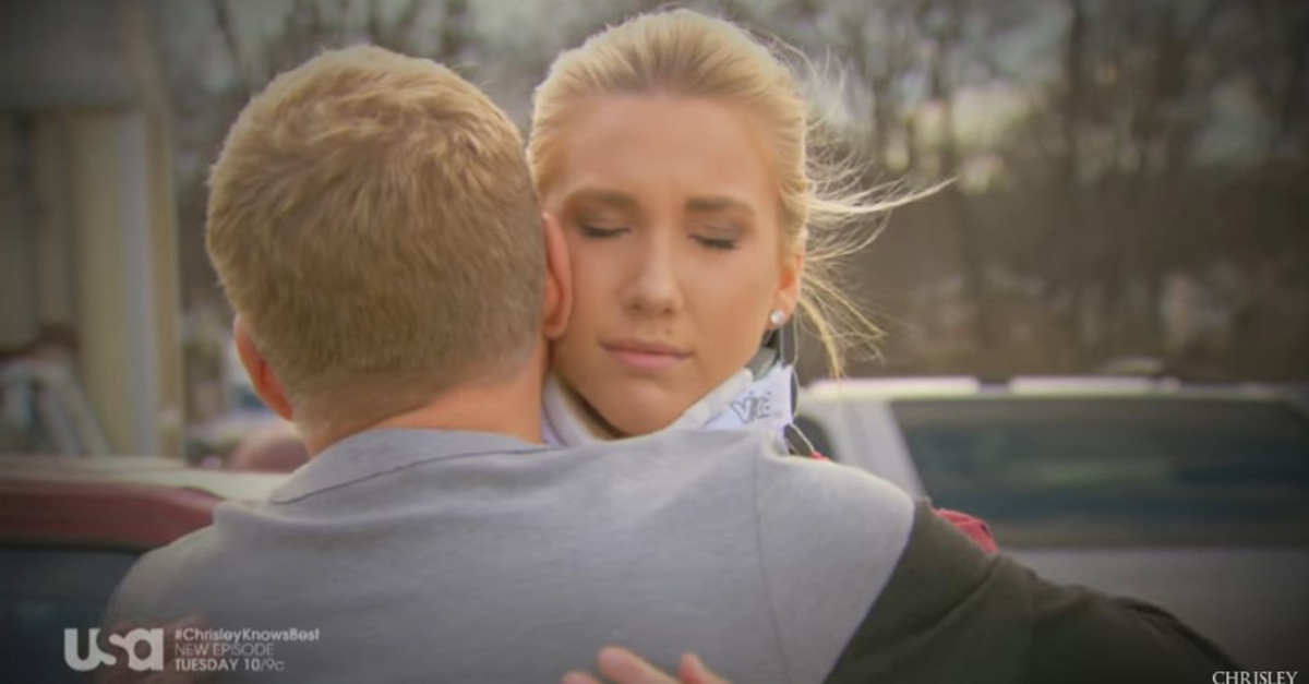 TV star Todd Chrisley breaks down over daughter's devastating car accident