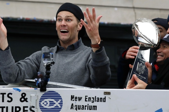 Tom Brady can rest easy knowing two of his prized possessions were finally recovered – all thanks to the HPD
