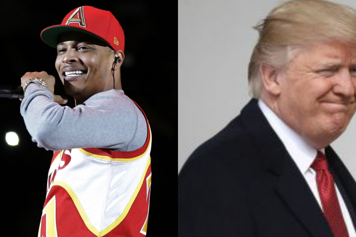 "Rapper T.I. burned President Trump on Instagram for his ""possum fur wig"" and so much more"