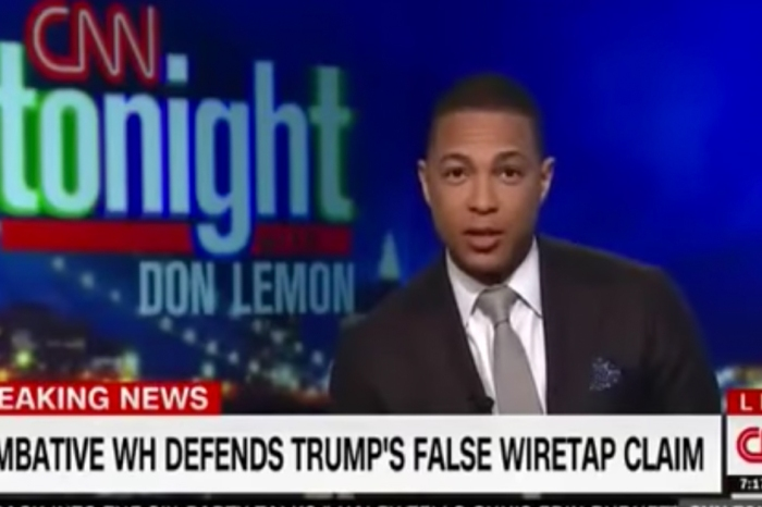 "CNN's Don Lemon invokes a famous scene from ""Billy Madison"" to try and make sense of Sean Spicer"