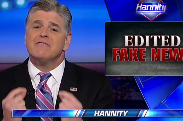 Sean Hannity is not happy with how he looked in a recent CBS profile with Ted Koppel