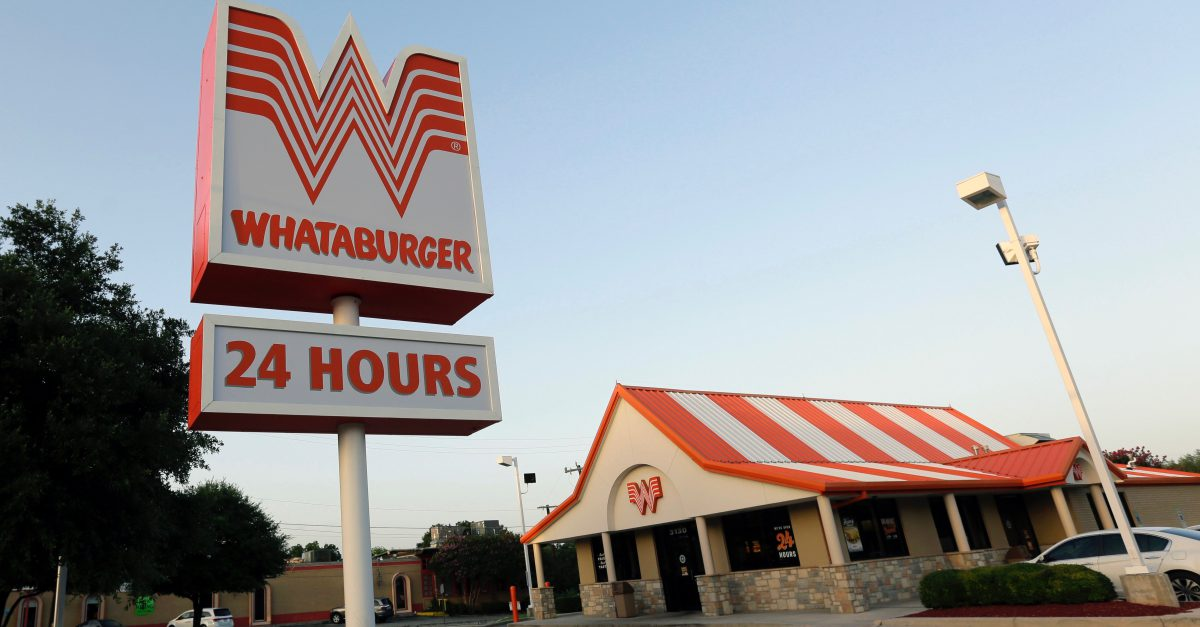 Despite the vicious rumors, Texans will be relieved when they hear this announcement from Whataburger