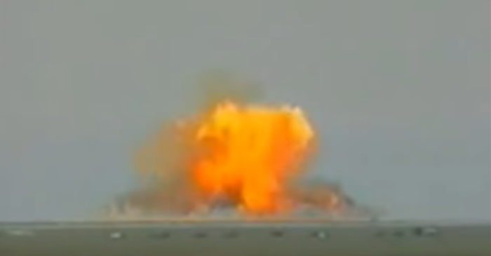 Russia has their own big bomb in response to America's big bomb