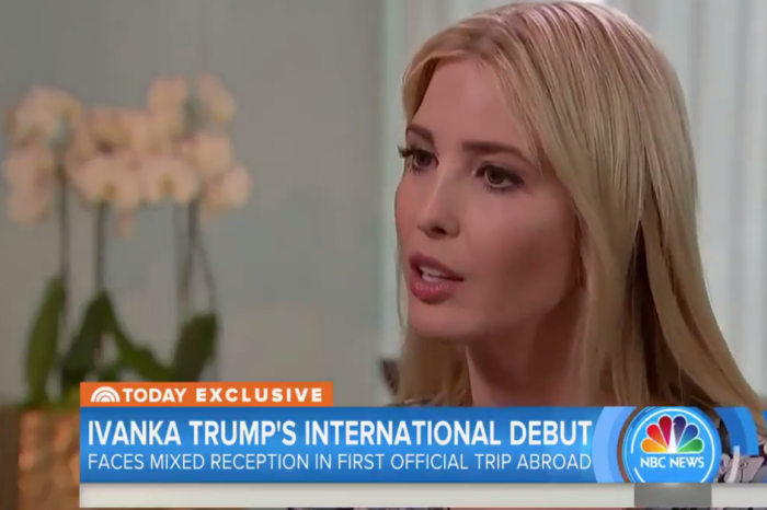 Ivanka Trump sets her critics straight after taking her first official trip abroad