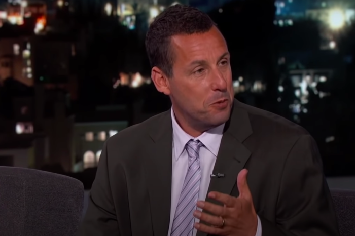 Adam Sandler Shares Don Rickles Stories with Jimmy Kimmel