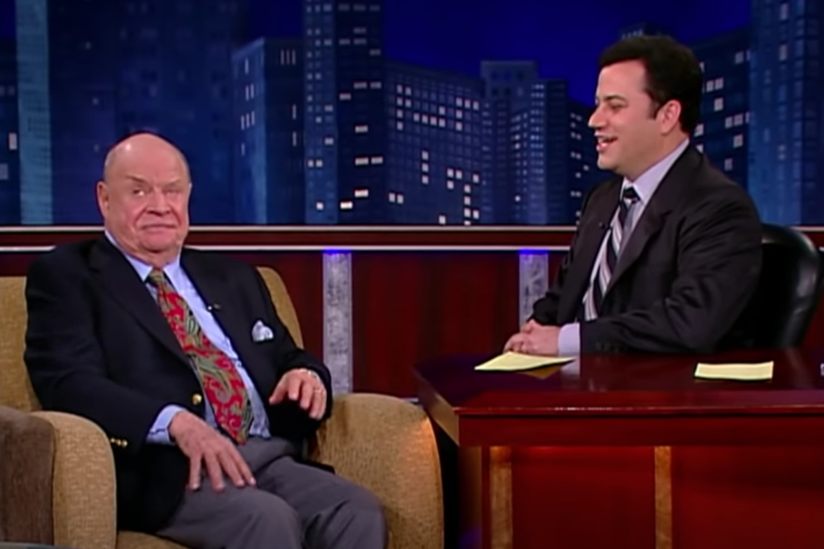 Don Rickles Jimmy Kimmel