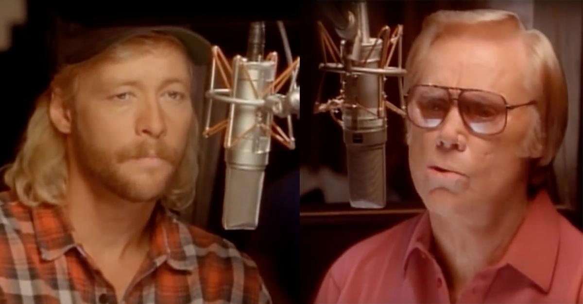 Remembering George Jones with This Stunning Alan Jackson Duet
