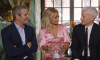 Andy Cohen, kelly Ripa and Anderson Cooper