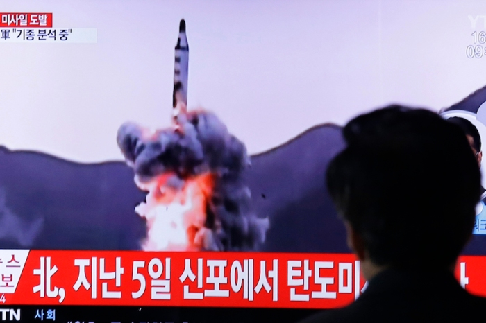 North Korea may have dropped a missile on a city — one of its own