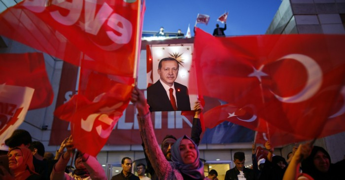 Turkey's tragic referendum reminds us just how fragile freedom really is